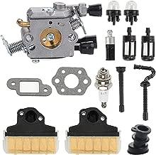 Hayskill C1Q-S11E C1Q-S11G Carburetor for Stihl MS210 MS250 MS230 021 025 023 Chainsaw Carb Replace 1123-120-0603