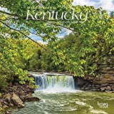 Kentucky Wild & Scenic 2022 7 x 7 Inch Monthly Mini Wall Calendar, USA United States of America Southeast State Nature