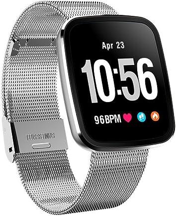 Bluetooth Smart Watch Fitness Tracker, Busidna Sport...