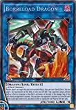 yu-gi-oh Borreload Dragon - CIBR-EN042 - Secret Rare - 1st Edition - Circuit Break (1st Edition)