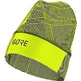 GORE WEAR Head Light Opti Mütze, neon yellow/black, ONE, 100667089902