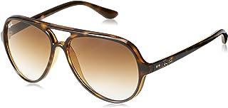 Women's Pilot Aviator Sunglasses, Matte Havana/Light...