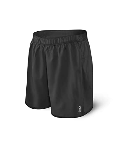 SAXX UNDERWEAR Pilot 2N1 Shorts (Black) Men
