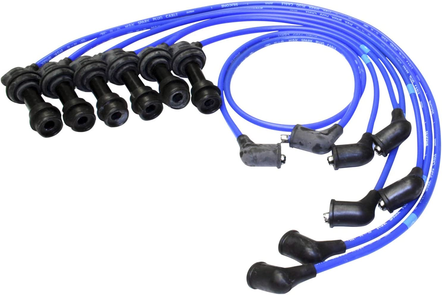 NGK Factory outlet 9629 RC-TX07 Spark Plug Ranking TOP12 Wire Set