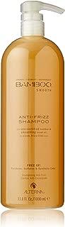Alterna Bamboo Smooth Anti-Frizz Shampoo for Unisex, 1000ml