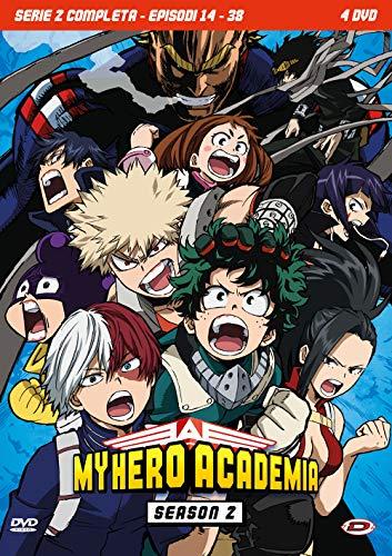 My Hero Academia St.2 (Box 4 Dv) (Eps 14-38) (Ltd Edition)