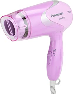 Panasonic EH-ND13-V62B 1000W Hair Dryer with Cool Air and Quick Dry Nozzle (Violet)