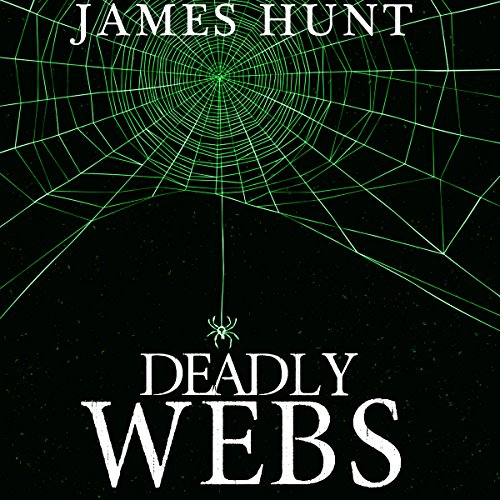 Deadly Webs: Trapped, Book 1 audiobook cover art