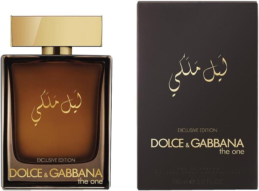 Dolce & gabbana d&g dg the one for men royal night edp DEG00346