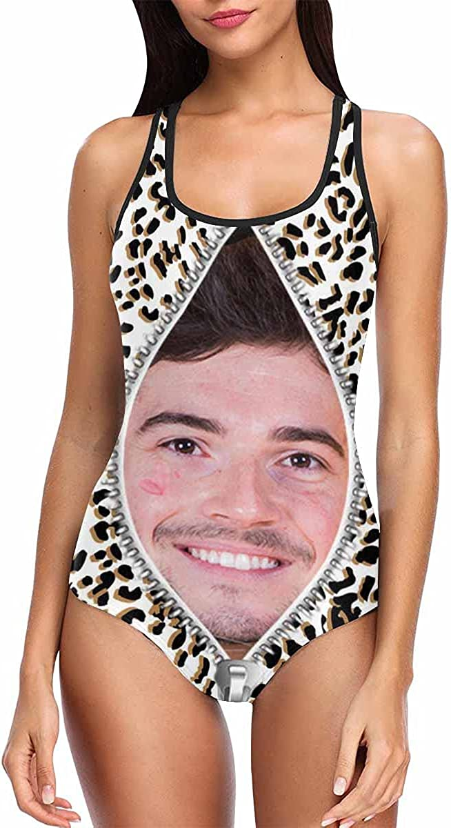 Custom One-Piece Swimsuits Very popular! with Face Photo Personalized Novelty Brand Cheap Sale Venue