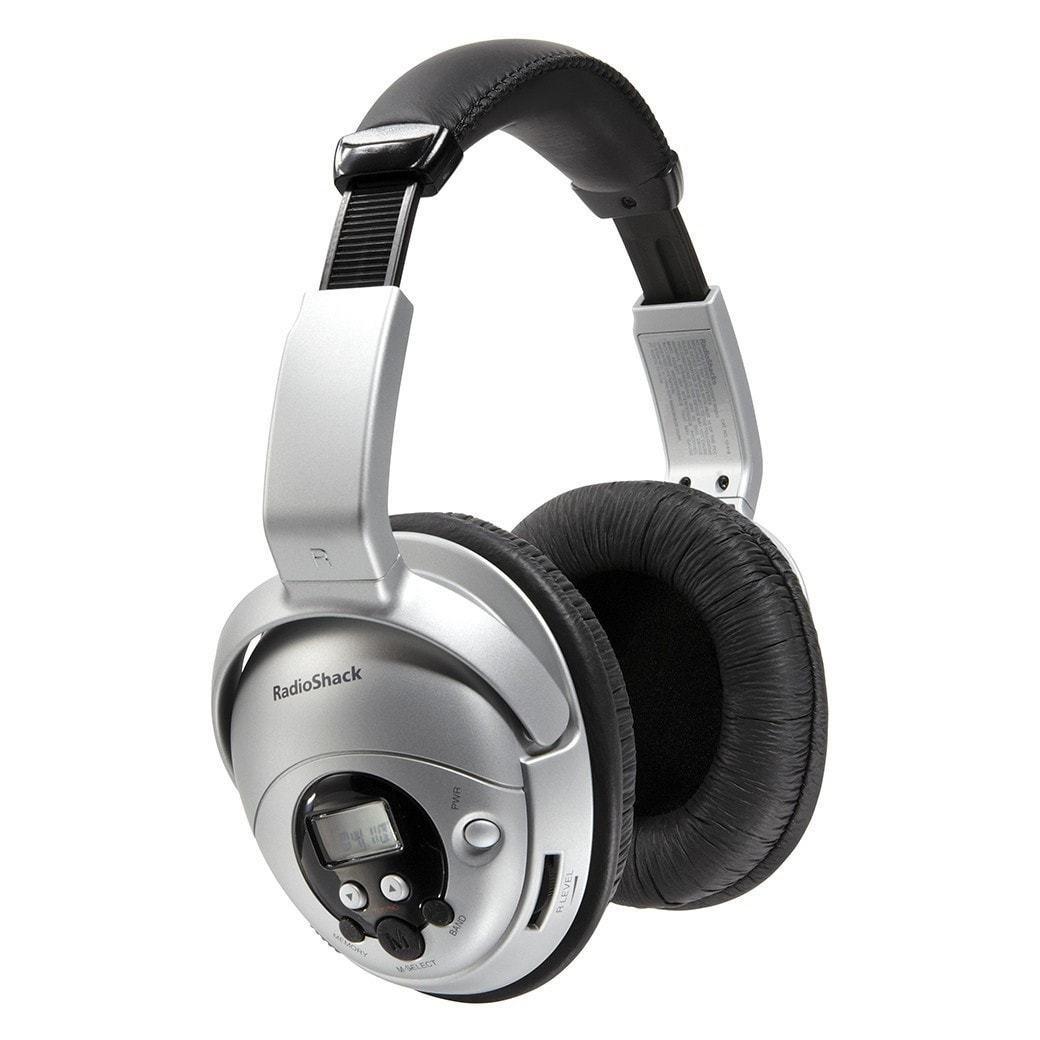 RadioShack AM Stereo Headset Radio