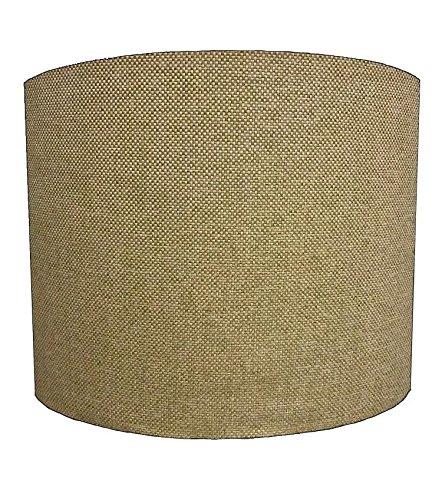 DELPH DESIGN LIGHTING LTD 30,5cm Table Beige Linen Material Lampshades