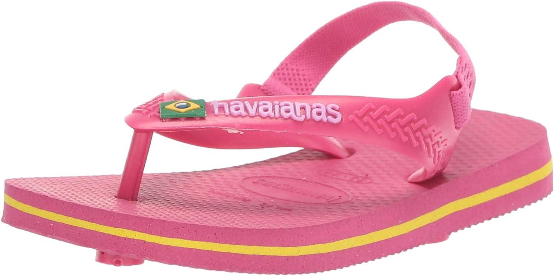 Havaianas Mesa Mall Unisex-Child Brazil Logo Flop Flip Spasm price Sandal
