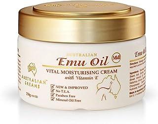 Emu Oil Vital Moisturizing Cream with Vitamin E
