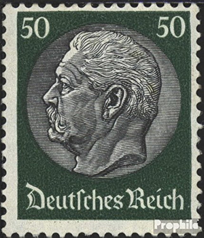 en stock Prophila Collection Collection Collection alemán Imperio 492 examinado 1933 Hindenburg (Sellos para los coleccionistas)  Para tu estilo de juego a los precios más baratos.