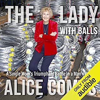 The Lady with Balls cover art