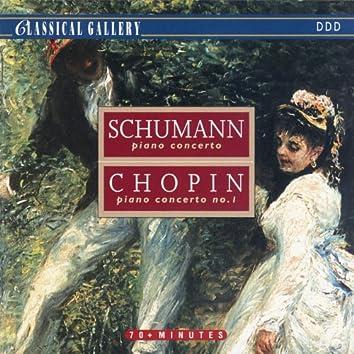 Schumann: Piano Concerto - Chopin: Piano Concerto No. 1