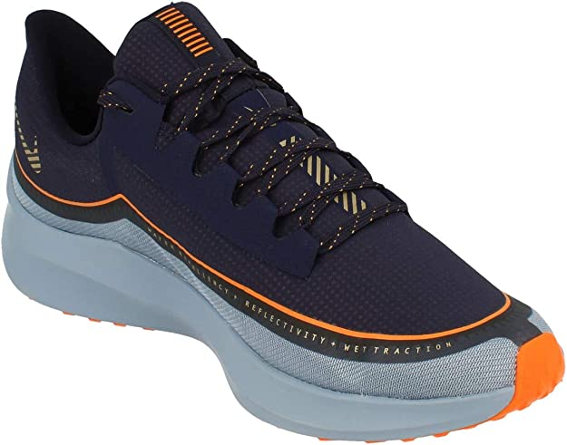 Nike Zoom Winflo 6 Shield Mens Running Trainers Bq3190 Sneakers Shoes