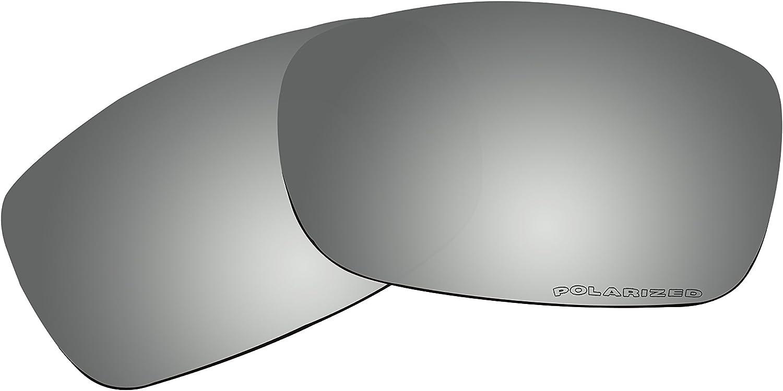 Max 45% OFF Sunglasses Lenses Replacement Polarized fo Mirror Black supreme Coatings