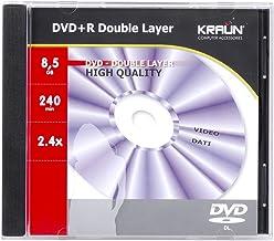 Kraun DVD+R Dual Layer 24X 85Gb