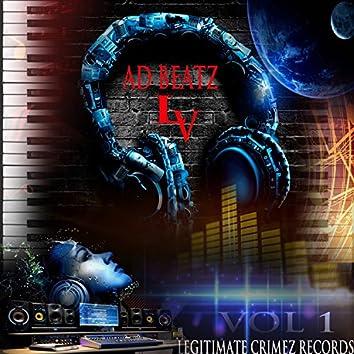 Ad Beatz Lv, Vol. 1