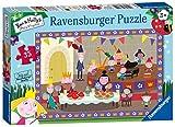 Ravensburger Ben & Holly-Puzzle de 35 Piezas para niños a Partir de 3 años (8625)