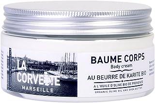 La Corvette Marseille Organic Shea Butter Body Cream