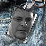 Mark Heap - Original Art Keyring #js001