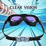 Zoom IMG-2 occhialini da nuoto con montatura