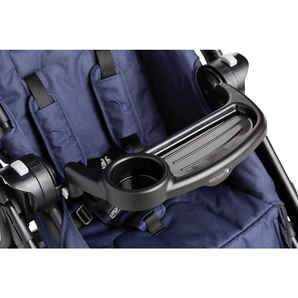 Baby Jogger 2083995 Ablageschale f/ür die Einzelkinderwagen City Mini 2 mit 3 R/ädern /& City Mini GT2 schwarz