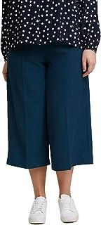 Fiorella Rubino : Pantaloni Cropped Donna (Plus Size)