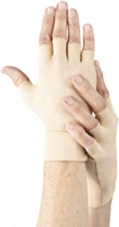 Arthritis Pain Relief Compression Gloves,  Carpal Tunnel Support for Men,  Women,  1 Pair (Large)