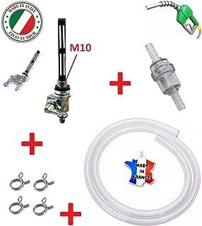 UNIVERSALE Carburante Filtro 6mm FILTRO BENZINA FILTRO Moto Roller TUBO m10
