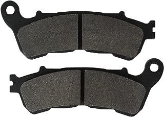 Cyleto Plaquettes de frein arri/ère pour Honda NSS 250/Nss250/Forza 250/2005/2006/2007/2008//NSS 300/en Forza 300/2013/2014