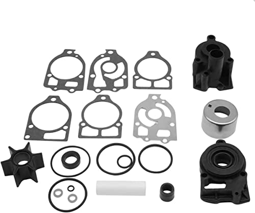 popular Replace new arrival Sierra 18-3320 Water Pump Kit new arrival for MR/Alpha I Units S/N 6854393-0D469858 outlet sale