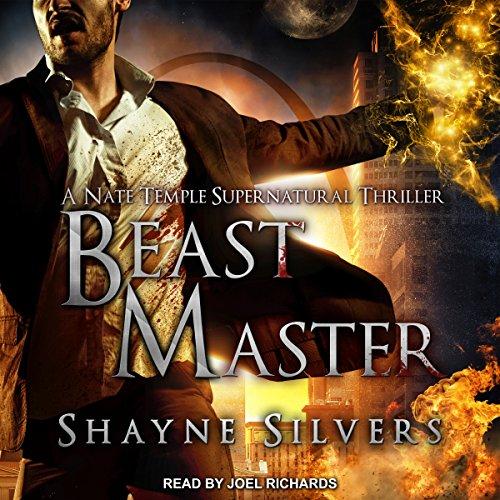 Beast Master audiobook cover art