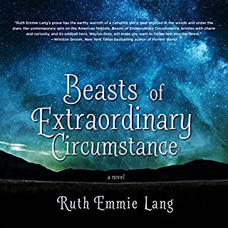 Beasts of Extraordinary Circumstance audiobook cover art