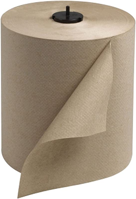 Tork 290088 Universal Single Ply Hand Roll Towel Natural Pack Of 6