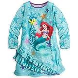 Store Ariel Die kleine Meerjungfrau Langarm Nachthemd Gr??e Small 5-6 5T