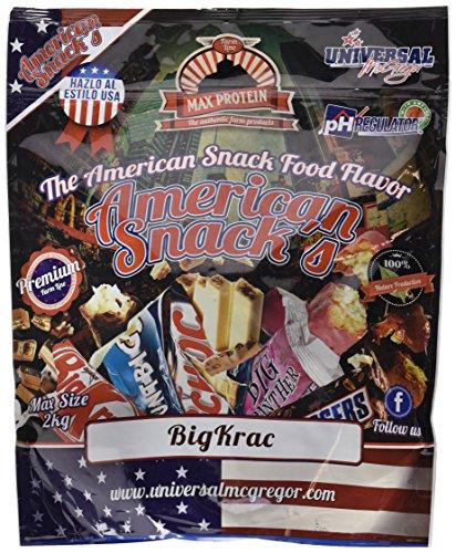 Max Protein American Snacks Harina de Avena   2000 gr