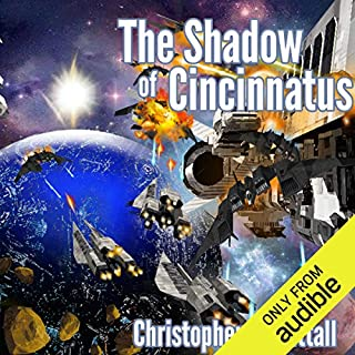 The Shadow of Cincinnatus audiobook cover art