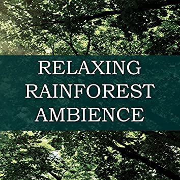 Relaxing Rainforest Ambience - Soothing Calming Music with Rain Sounds and Tibetan Bowls for Deep Meditation, Reiki, Yoga, Massage & Sleep