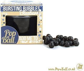 PopaBall Bursting Bubbles Tea Boba Blueberry 125g