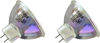 2pcs EFR 15V 150W RM-107 Donar Bulb for American DJ AQUARIUS COLOR150DMX COLOR SPLASH DECO FX ROLLER SCAN DMX DYNASTY RAY FIRE BURST GROOVE WHEEL H20 II HYPER FX STARTEC H150 Halogen Projector Lamp