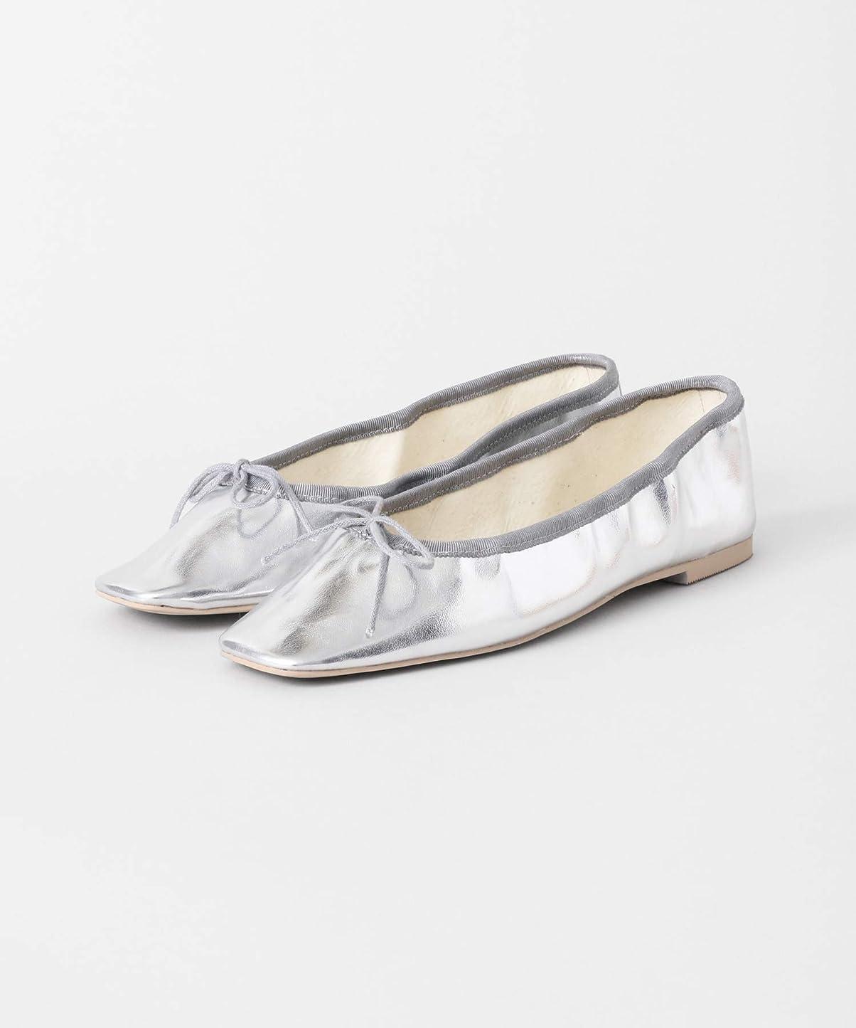 空虚行動バラエティ[アーバンリサーチ] 靴 バレエシューズ スクエアトゥバレエシューズ レディース