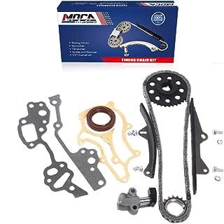 MOCA Engine Timing Chain Kit for 1985 Toyota Celica & 85-95 Toyota Pickup & Toyota 4Runner 2.4L 8V SOHC 22R 22RE