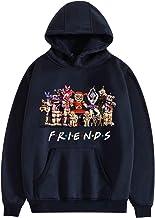 Anime Five Nights at Fre-Ddy's Hoodie 3D Print Vijf Nacht FNAF Friends Sweatshirt voor Vrouwen Mens FNAF Hoodie Sweatshirt...