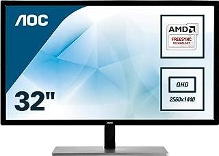 AOC 31,5 LED FreeSync VA DP HDMI 2560 x 1440 QHD, Q3279VWF (2560 x 1440 QHD)