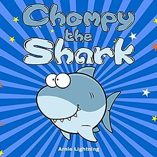 Chompy the Shark audiobook cover art