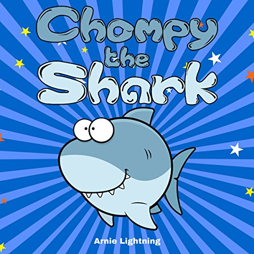 Page de couverture de Chompy the Shark